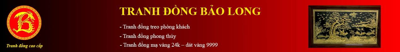 Tranh Đồng Bảo Long
